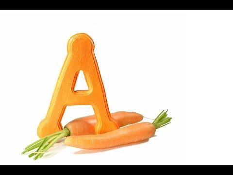 Vitamin A, Retinol, Beta Carotene | Immune Function, Vision, Cell Growth, Cellular Communication