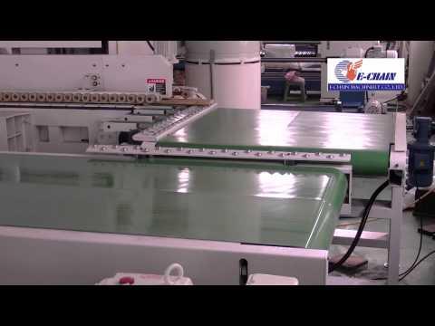 ECT SET100 w return conveyor