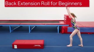 Back Extension Rolls without bent arms
