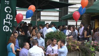 Armenian Network anniversary and Greater New York Region's Happy hour event