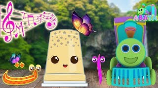Surprise Cup Learn Letters Arabic Alphabet For Children and Kids | Abata