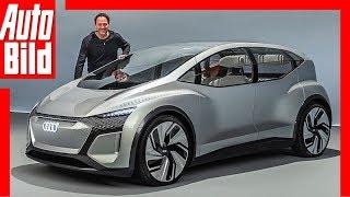 Audi AI:me (2022): Elektro-Studie - Neuvorstellung - Infos | Ist das der Audi A2 der Zukunft? by Auto Bild