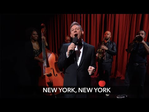 NYC Bids Adieu To Donald Trump (In Song)