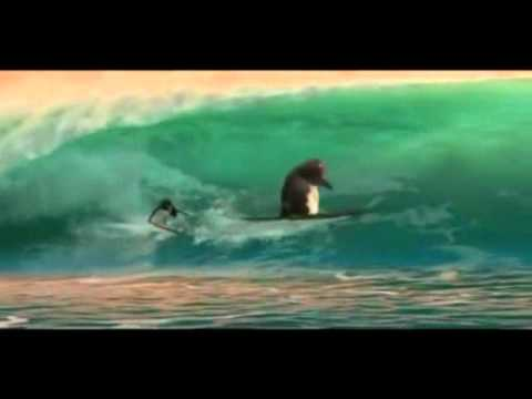 "Best Ending Of An Animation Movie ""Surf's Up"""