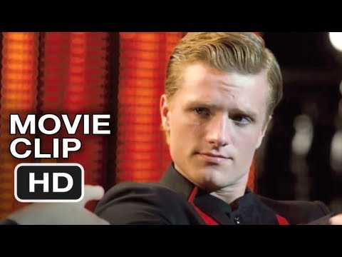 The Hunger Games #3 Movie CLIP - She Came With Me (2012) HD Movie Video