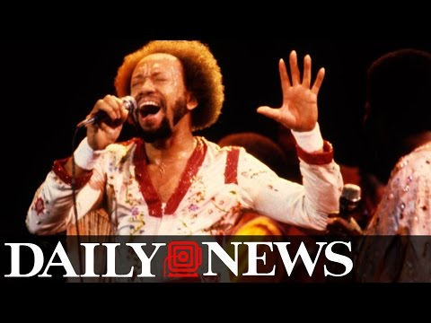 RIP: Maurice White of Earth, Wind and Fire
