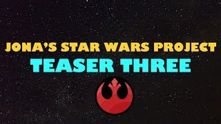 My big Star Wars video is finally on its way! 3 days! Be here June 14th at 4:30pm.Please be sure to subscribe, thumbs up, and comment!❤︎ I am a 21 year old professional geek that loves Musicals, Disney, and Pop Culture ❤︎VIDEO UPLOAD SCHEDULE I upload a new video every Wednesday & Friday at 4:30pm eastern timeSOCIAL MEDIATwitter @JonaAlmostFameInstagram jonasalmostfamousTumblr http://jonasalmostfamous.tumblr.comSnapchat jonaalmostfameIntro Animation by https://www.fiverr.com/amit98038For Sponsorships or Endorsements: jonabo@verizon.netFor Business Inquires and Collaborations: jonabo@verizon.netSupport me on PATREON https://patreon.com/jonasalmostfamousSend me things! (I reply!)JonaPO BOX 1035234 Thoms Run RdPresto, PA 15142-1169Stay beautiful you people! ❤︎