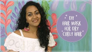 Hey guys! So here is my best kept secret! A DIY hair mask to revive your curly hair. My curls had totally disappeared thanks to all ...