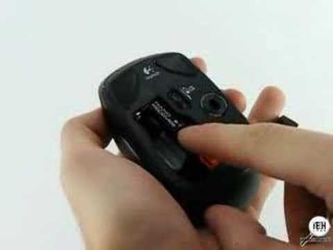 VX Nano Cordless Laser Mouse for Notebooks