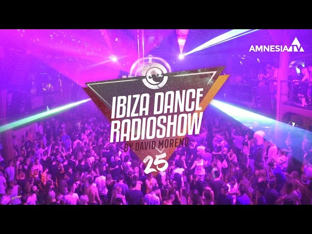 >25th Ibiza Dance Anniversary by David Moreno @ Amnesia Ibiza 24/09/2016