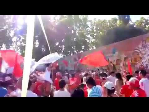 La Banda Nº1 [Tema nuevo - Santurrona] Huracán Las Heras - La Banda Nº 1 - Huracán Las Heras