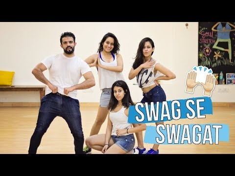 Swag Se Swagat l Bollywood Cardio l Soul to Sole