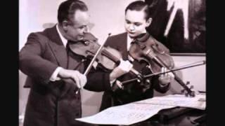 Michael Rabin - Ysaÿe sonate no. 4