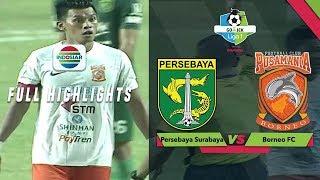 Download Video Persebaya Surabaya (0) vs Borneo FC (1) - Full Highlights | Go-Jek Liga 1 bersama Bukalapak MP3 3GP MP4