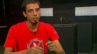Canal Futura; Dia do folclore. Entrevista com o artista plástico Luiz Lopes (Luiz do Lápis), transmitida pelo mesmo canal no dia 21/08/2009. Trabalho: