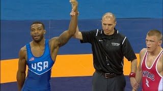 Howe (IN) United States  city photo : Olympic Wrestling Trials | Andrew Howe vs Jordan Burroughs, Match 2 | Full Match