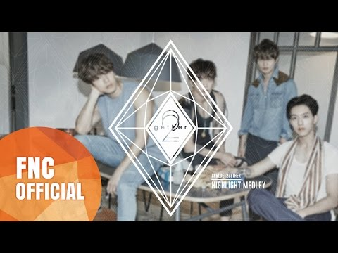 CNBLUE(씨엔블루) 2gether(투게더) - Highlight medley(하이라이트메들리)