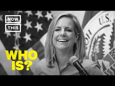 Who is Kirstjen Nielsen? Narrated by Lorena Russi   NowThis
