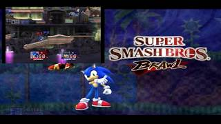 My contribution to Brawl Week: A very impressive Sonic combo video