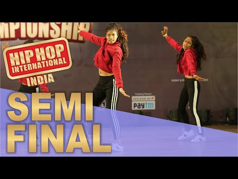 R POISON DANCE CREW (PATNA) - MINICREW DIVISION