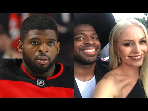 This Is Why NHL Player P.K. Subban's GF Lindsey Vonn LEFT After Proposing Marriage To Him.