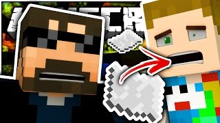 Minecraft | SSUNDEE MAKES ME TO EAT PAPER?!