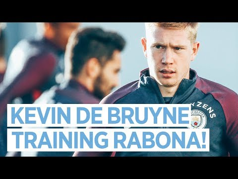 Video: KDB RABONA! Man City Training Session