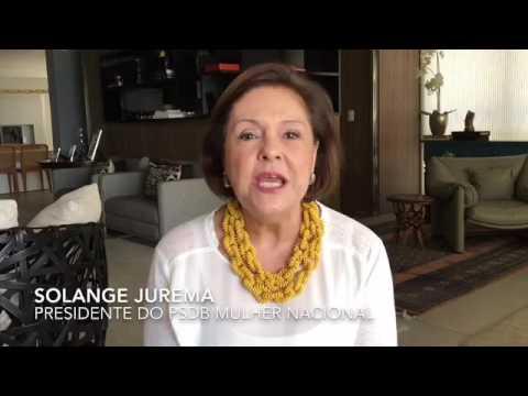 Solange Jurema na reta final está orgulhosa das candidatas e deseja boa sorte!