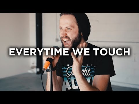 """Cascada  """"Everytime We Touch"""" Cover by Jonathan Young"""