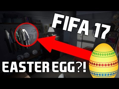 FIFA 17 EASTER EGGY A DETAILY!