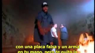 Ice Cube and Nwa- Fuck The Police subtitulada español