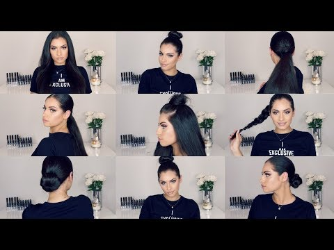 CUTE & EASY HAIRSTYLES PERFECT FOR SCHOOL!♡