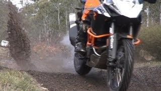 2. Test - KTM1190 Adventure R