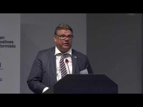 TIMO SOINI, Deputy Prime Minister of Finland tekijä: ECREuroParl