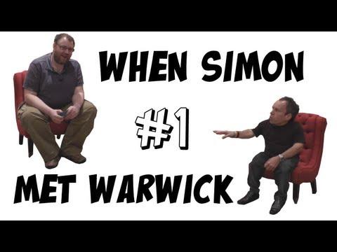 When Simon met Warwick - Part 1