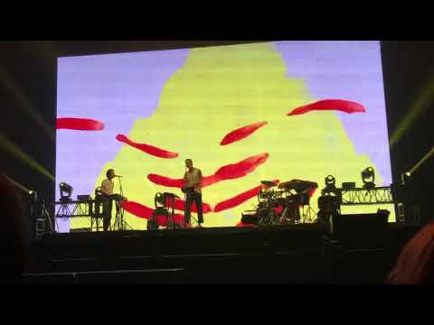 Washed Out вDon39t Give Up NF in Midnight Sonic, Chiba 17 Aug 2019