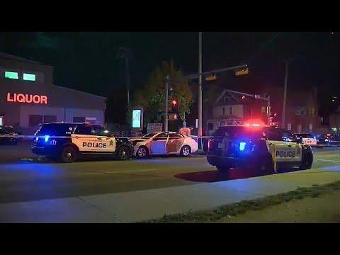 Attaque terroriste à Edmonton (Canada) : 5 blessés