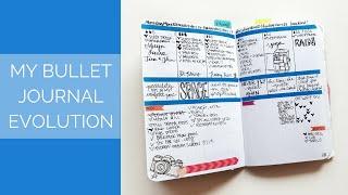 Video My Bullet Journal Evolution & Tips for Beginners MP3, 3GP, MP4, WEBM, AVI, FLV Juli 2018