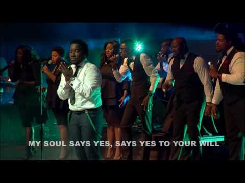 MY SOUL SAYS YES - Sonnie Badu