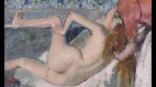After the Bath (degas)
