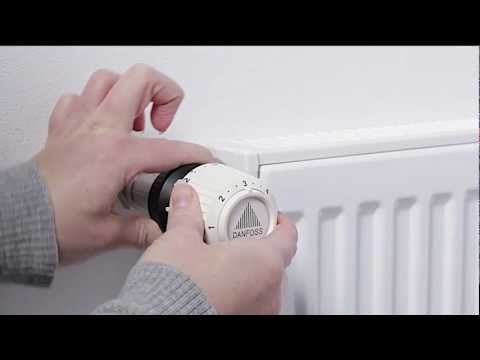 Installation Guide - Danfoss Radiator Thermostat RA2000 Temperature Limitation (from Snap To Snap)