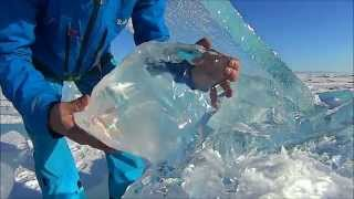 Baikal Russia  city pictures gallery : LAKE BAIKAL natural ice sound