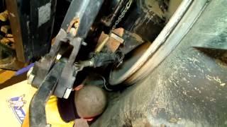 Montaggio e Smontaggio dei pneumatico agricoli