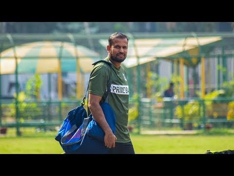 Yusuf Pathan in practice for Dhaka League | Prime Bank Cricket Club