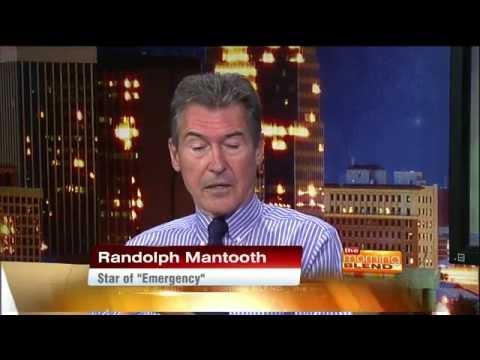Randolph Mantooth TV Interview ( 06/07/2013 ) Part 1/2