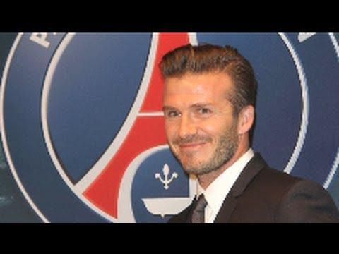 David Beckham PSG Transfer!