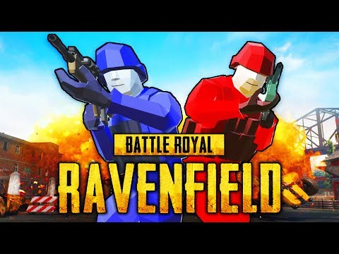 NEW BATTLE ROYAL GAME IN RAVENFIELD (Ravenfield Funny Gameplay)