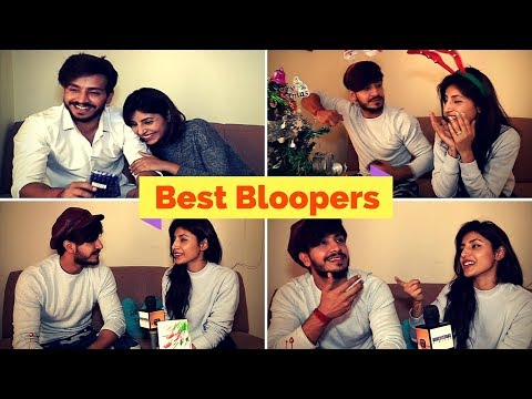 FLASHBACK | Param And Harshita Best Bloopers 😜�