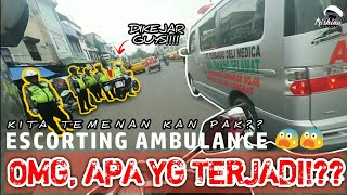 Video DIKEJAR Saat Razia!?? | Escorting Ambulance #37 MP3, 3GP, MP4, WEBM, AVI, FLV Juni 2019
