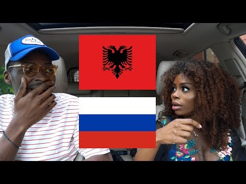 Reaction | Albania Vs Russia Rap/hip Hop/rnb | Babatunde